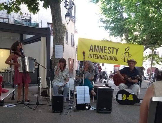 Amnesty International Avignon