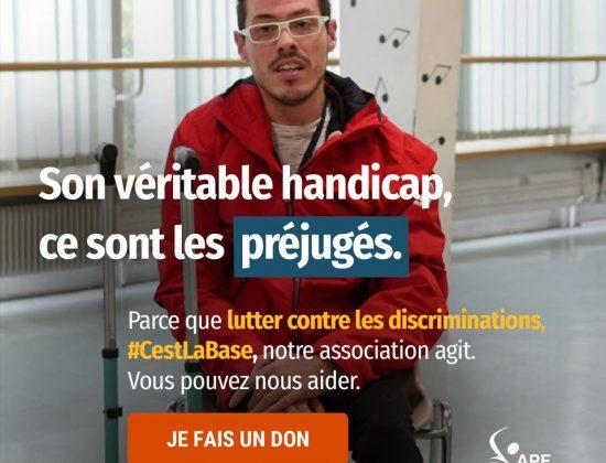 APF France Handicap – Vaucluse 84